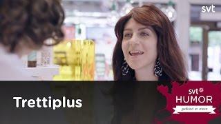 Lesbisk söker intimprodukter på apotek