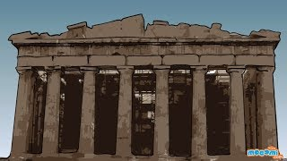 Acropolis of Athens History - Fun Facts for Kids | Educational Videos by Mocomi