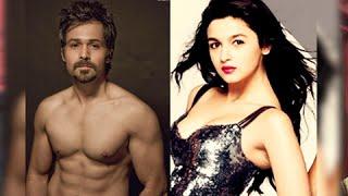 Alia Bhatt Wants To Work With Hot Emraan Hashmi