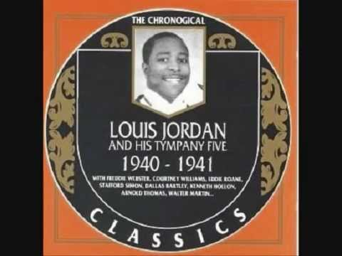 Ella Fitzgerald & Louis Jordan - Stone Cold Dead In The Market