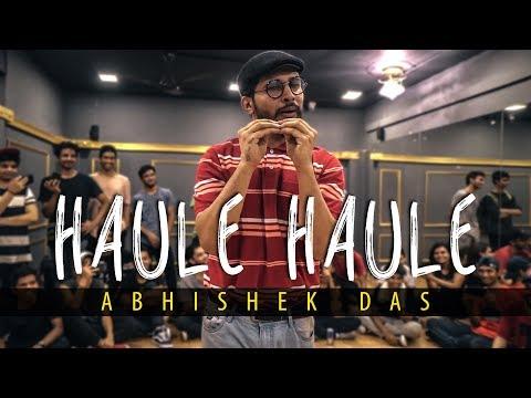 Haule Haule - Rab Ne Bana Di Jodi | Abhishek Das | Souls On Fire 2