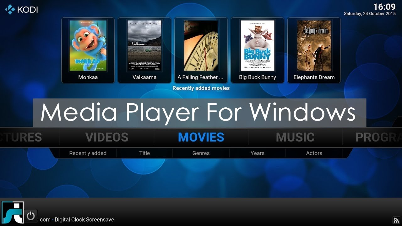 Top 10 Best Media Player For PC Windows And MAC - 2018
