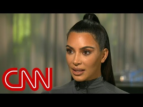 Kim Kardashian West reveals Trump conversation