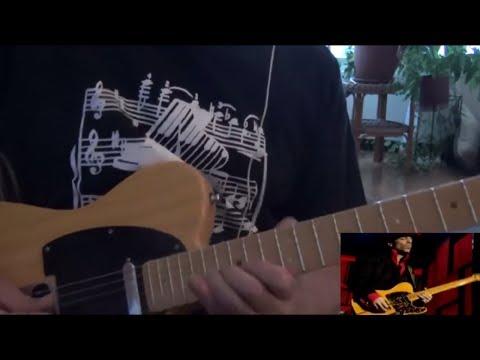 While my guitar gently weeps prince tab