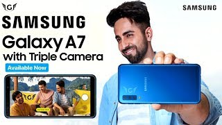 Samsung Galaxy A7 Official Trailer - All Ads