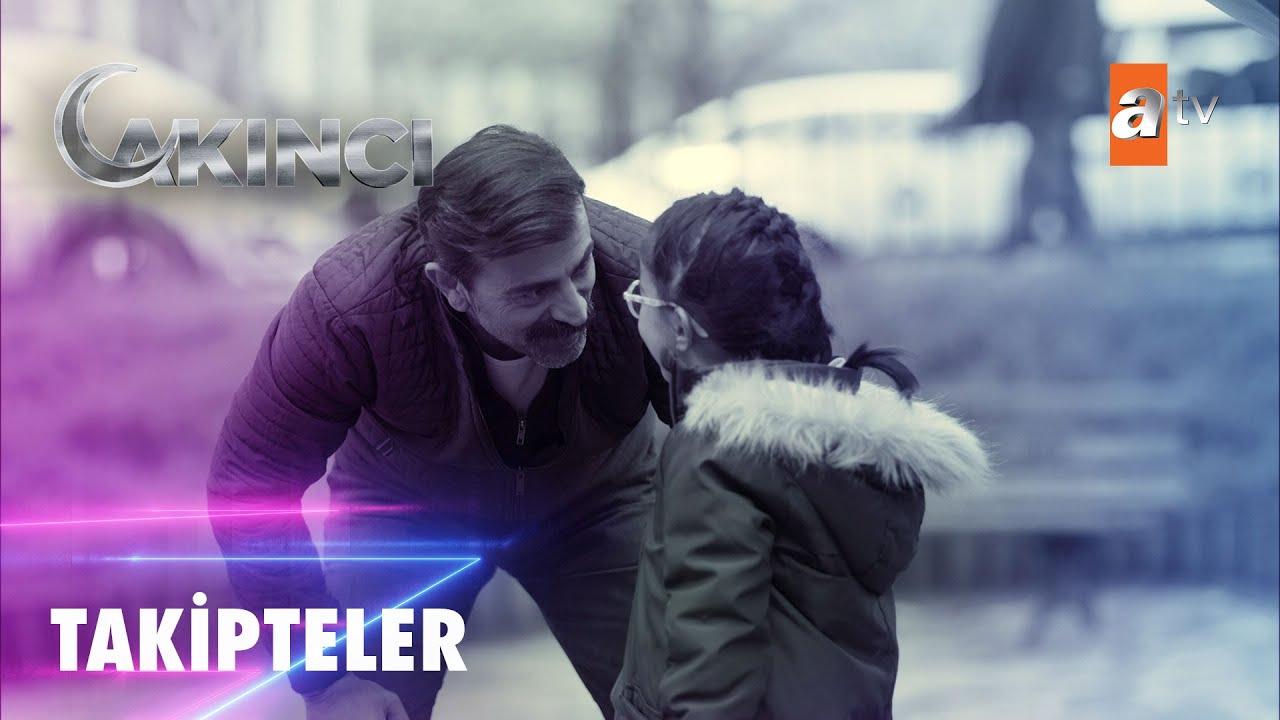 Kemal ve kızını birileri takip ediyor! - Akıncı 9. Bölüm