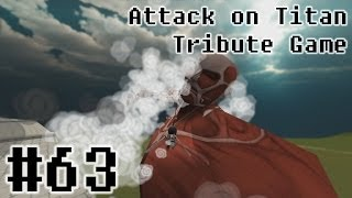 Attack on Titan Game #63: Broken Shadows
