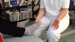 Hand and Foot Massage for MND (ALS) Patient