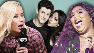Iggy Azalea Drags Shawn Mendes & Camila Cabello Into Feud After Lizzo Diss