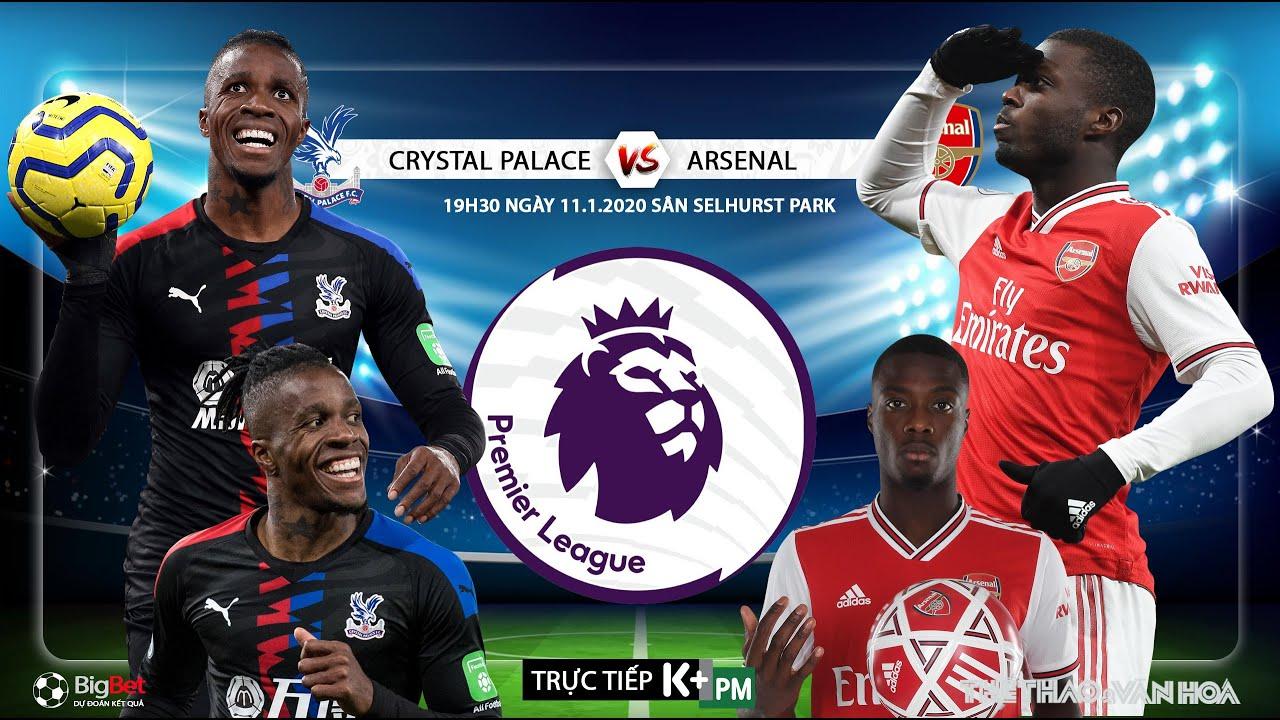 Xem lại Crystal Palace vs Arsenal,