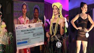 Miss Lune Compitetion, 2019 Pasighat, Arunachal Pradesh.
