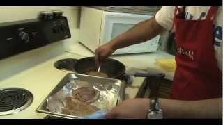How To Cook & Bacon Wrap A Fillet Mignon