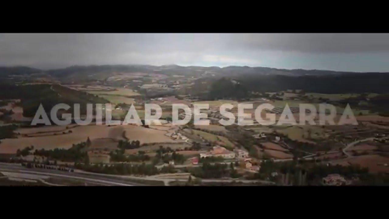 Cursa arcs aguilar de segarra 2015 youtube for Piscina aguilar de segarra