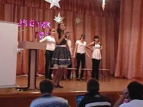 Конкурс Ученик года, представление себя)) 2009г.