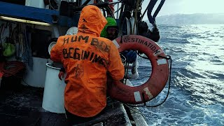 Watch The Coast Guard Search For A Fishing Vessel In Distress | Deadliest Catch
