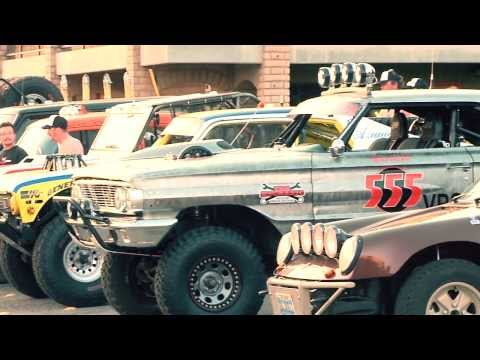 The Official NORRA Mexican 1000  Video