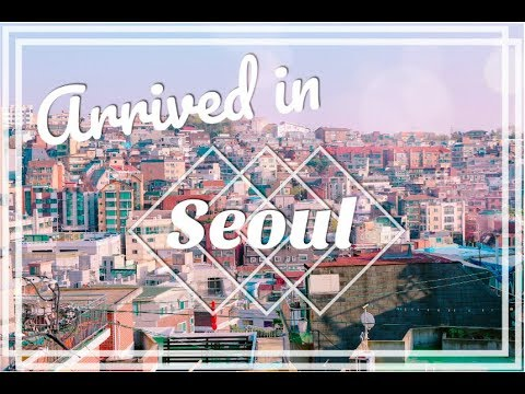 Vlog: Arriving in Seoul & AirBnb Tour!