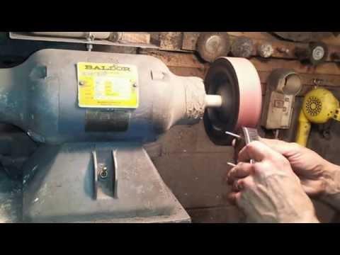 Fitting a Recoil Pad on a Shotgun Stock - Professional Gun Smithing Series