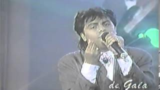 VIDEO - Leo Diaz (Salvame) En de Gala 1991 - Caracas-Venezuela- (MERENGUE CLASICO)' 70, '80, '90)