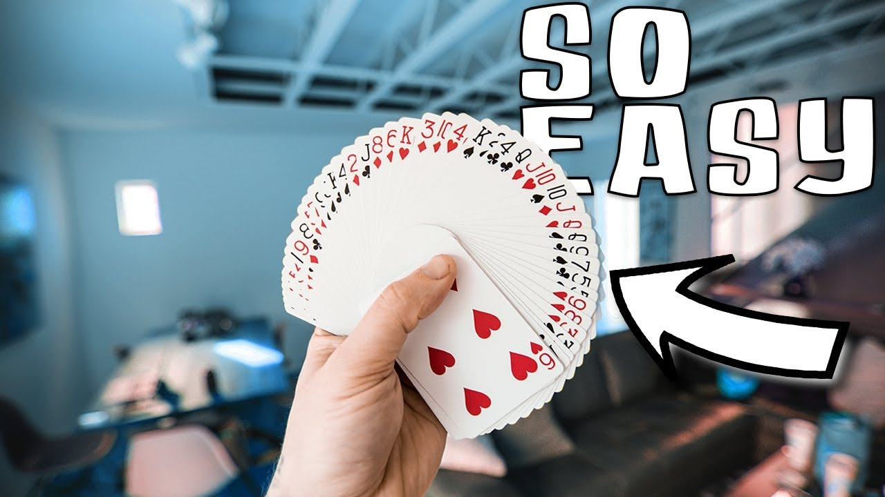 FOOL Any Magician with An Ordinary Deck of Cards!!