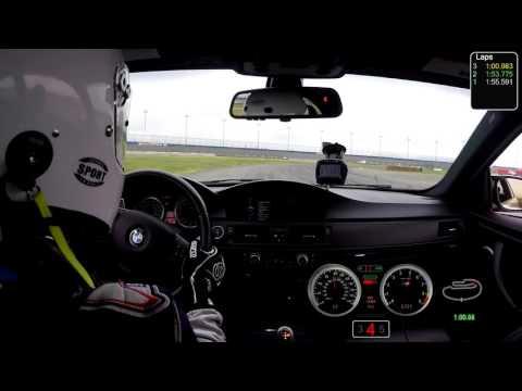 Auto Club Speedway ROVAL 2011 BMW M3 - 1:52.96