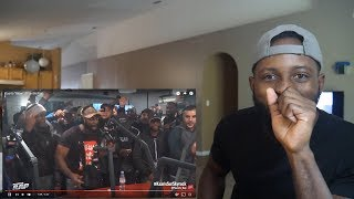 "Kaaris ""Blow"" #PlanèteRap Reaction Video 