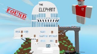 Secret Surgery at Elephant Hotel! (Roblox)