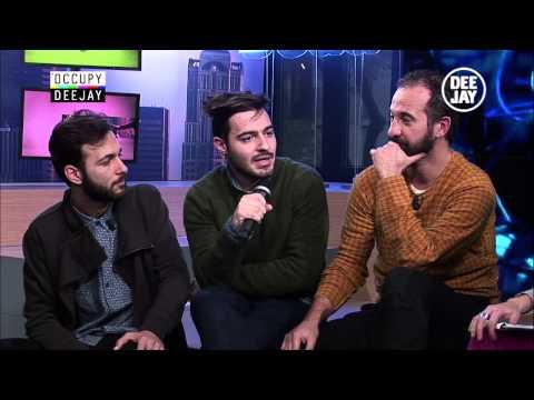 Occupy Deejay con Oh Land, Stefano Fontana (Stylophonic) e i redattori di Soundwall