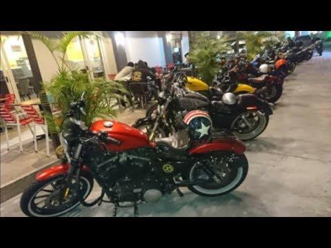 KOMUNITAS MOTOR BESAR DI KUALA LUMPUR MALAYSIA | HARLEY DAVIDSOON COOPER