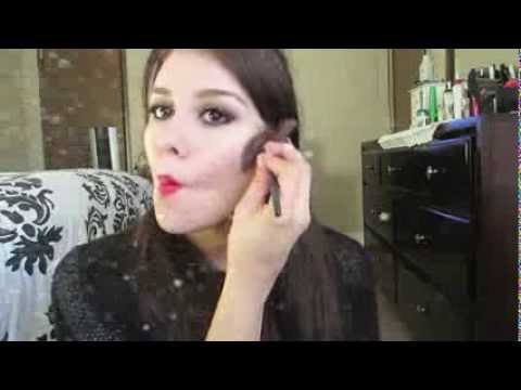 Maquillaje Disfraz De Gatubela Colaborativo Youtube