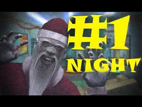 Five Nights at Christmas iOS / Android Gameplay Part 1 HD
