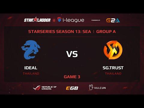 iDEAL vs Signature.Trust, StarSeries 13 SEA, Game 3