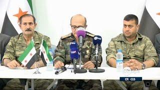 الإعلان عن تشكيل جديد ضمن الجيش الحر