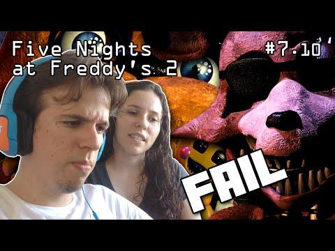 Five Nights at Freddy's 2 - Golden Freddy (10/20) FAIL | Td2 #25