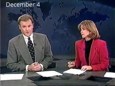 KTVU 1998 Frank Somerville & Tori Campbell Noon News Promos - SF Bay Area 90s
