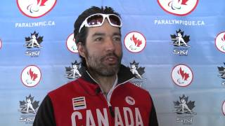 Brian McKeever -- Canadian Paralympic Athlete thumbnail