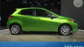 2011 Mazda2  - Kelley Blue Book - LA Auto Show