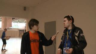 Interview with Jinro in TeamLiquid! Follow the games at http://www....