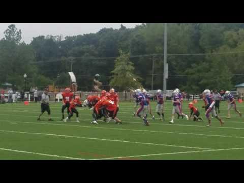 Marlton vs Washington Township 10-1-2016