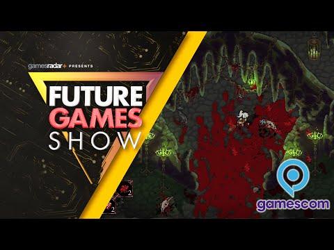 Morbid: The Seven Acolytes gameplay presentation - Future Games Show Gamescom