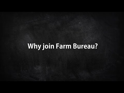 Why join Farm Bureau?