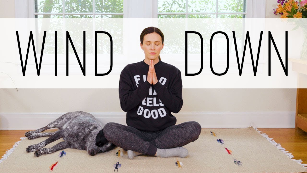 Wind Down Yoga