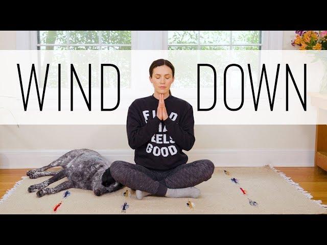 Wind Down Yoga   -  12 Minute Bedtime Yoga   -  Yoga With Adriene