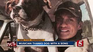 Nashville musician and Colon Cancer Survivor Wade Hayes releases song about his dog, Jack