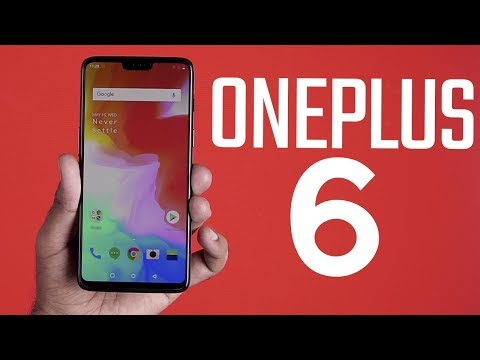 OnePlus 6 (India): Unboxing | Hands-on | Price [Hindi हिन्दी]