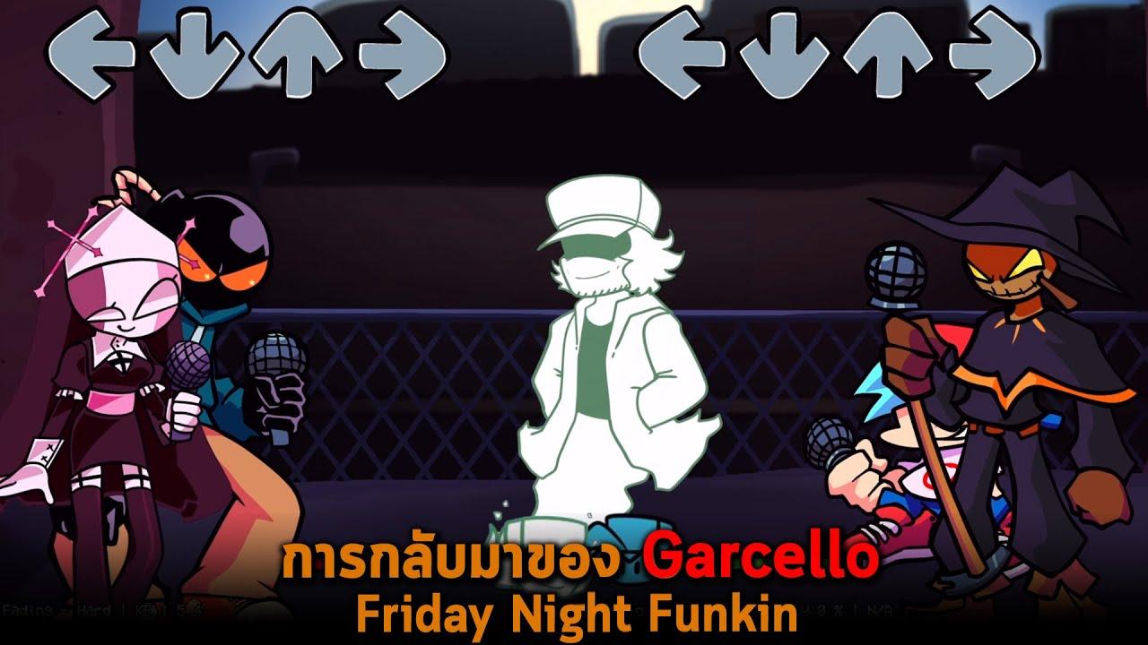 การกลับมาของ Garcello Friday Night Funkin
