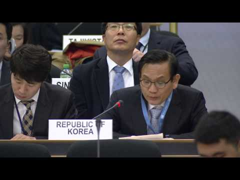 Republic of Korea: Statement made at the 2nd Preparatory Committee of the Third UN WCDRR