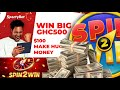 How to make huge money with SportyBet spin, Spin2Win, Massive wining with sports betting,Sporty spin