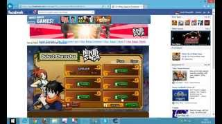 Ninja Saga Hack : Level Up Instantly With Cheat Engine 6.2 - OUTDATED
