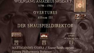 MOZART Opera Overtures - V. Der Schauspieldirektor KV 486